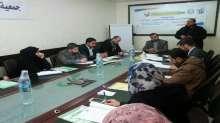 """جمعية أركان الخيرية ومركز النور تباشران تنفيذ دورة مميزة عن """"قانون التحكيم الفلسطيني"""""""