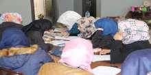 يوم عمل في مبحث الفيزياء لطالبات الثانوية العامة في قلقيلية
