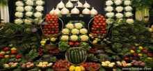 خلال شهر يناير 2015 ..تصدير خضروات وفاكهة بقيمة 4و58 مليون دولار الى الدول العربية والأوروبية