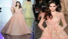 بالصور.. تعرّفي إلى أهمّ خطوط الموضة في عروض الأزياء الراقية