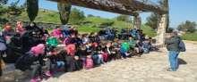 دار القران الكريم في كفربرا تصطحب طلابها في رحلة ترفيهية الى جبال فقوعة
