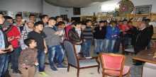 نائب محافظ اريحا والأغوار يستقبل الشبيبة الثانوية في محافظة قلقيلية