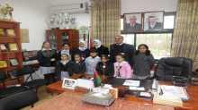 مدرسة بنات الاسراء الاساسية تنظم حفل تكريم الاوائل في قلقيلية