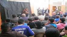 """ذكور قلقيلية الشرعية تعرض بعضا من مواهب الطلبة في احتفالية بعنوان """"بمواهبنا ننشر ديننا"""""""