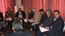 دورة تدريبية لتحديث السجل الانتخابي في نابلس