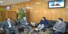 توقيع بروتوكول تعاون بين وزارة التطويرالحضري والعشوائيات ومحافظة الاسماعيلية لتطوير سوق الجمعة
