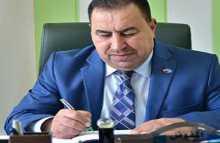 عضو مجلس المفوضين سيروان احمد رشيد يؤكد التنسيق العالي بين المفوضية والاجهزة الامنية في المحافظات