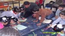 """جمعية بيت المستقبل بخزاعة تنفذ ورشة عمل بعنوان"""" المشكلات النفسية والسلوكية عند الأطفال"""""""