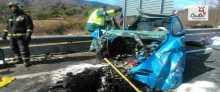 وفاة مهاجرين مغربيَّين وإصابة ثالثة  في حادث سير مروع بشمال إسبانيا
