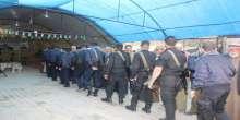 دائرة إصلاح منطقة الزيتون والصبرة في رابطة علماء فلسطين تستقبل وفدا من الشرطة الفلسطينية