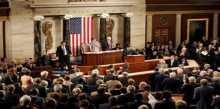 مجلس الشيوخ يوافق على مشروع قانون أمريكي يلزم بمراجعة الكونجرس لأي اتفاق مع إيران