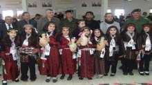 """قوات الأمن الوطني الفلسطيني تختتم المخيم الشتوي """"شباب يقودون التغيير"""" في معسكر حرش السعادة"""
