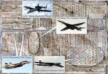 صور لأكبر مقبرة للطائرات في صحراء توسون بولاية أريزونا الاميركية