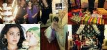 صور تنشر لأول مرة لحفيدة هيفاء وهبي
