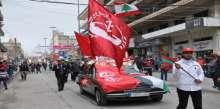 الجبهة الشعبية في صيدا تشارك في ذكرى استشهاد معروف سعد