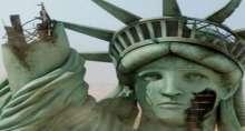 بالصور: داعش يهدد بنسف تمثال الحرية بأمريكا