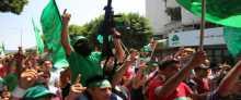 مسيرات حاشدة لحماس في غزة تنديدا بقرار المحكمة المصرية
