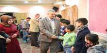 محافظ طولكرم عصام أبو بكر يزور جمعية دار اليتيم العربي ويطلع على الخدمات التي تقدمها