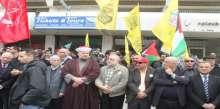 حركة فتح تشارك التنظيم الناصري في ذكرى استشهاد معروف سعدال 40 في صيدا