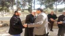 عودة مُبعديَن إلى المسجد الأقصى والاحتلال يعتقل مقدسية صباح اليوم