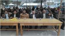 تكريم الأوائل بمدرسة ذكور خان يونس الابتدائية د