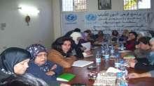 ورشة للتواصل وتبادل الخبرات النسوية بين فلسطين ومخيمات لبنان