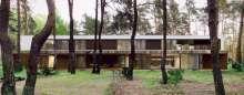 بالصور: مهندس يمصمم منزلاً معلقاً في الهواء