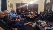 غنايم يشارك في عدة لقاءات بيتية و اجتماعات انتخابية في كفر كنا و مجد الكروم