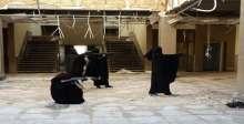 بالفيديو والصور ..ديلي ميل تنشر تدريبات نساء داعش في الدولة الاسلامية