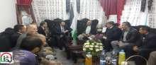 السفير التركي و الوفد المرافق له يزور بلدية يطا