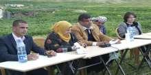 نائب محافظ طوباس يشارك في مؤتمر المراة الخامس في خربة مكحول بالأغوار