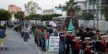 مفوضية رفح الكشفية تنظم مسيراً كشفيًا ضخماً مطالبة العالم بالعضوية الكاملة لكشافة فلسطين