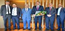 مجلس المفوضين يودّع السيد ميلادينوف بمناسبة انتهاء مهام عمله في العراق