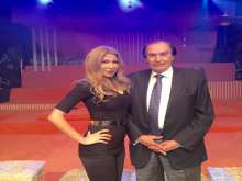 النجم عزت العلالي يرشح الفنانة اللبنانية الين اورفليان لمسلسله القادم