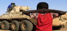 جولة في دارفور جنوب السودان