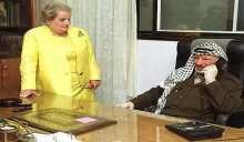 اللواء كامل ابو عيسى يتذكر قصه الرئيس عرفات مع انديرا غاندي ومادلين اولبرايت