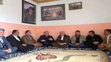 الحزب الديمقراطي الكوردستاني يقوم بزيارة شهداء النضال الوطني