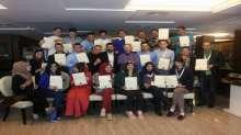 الاكاديمية للتدريب و الاستشارات تختتم مخيم صناعة خبراء الاعمال الأول في مدينة العقبة الاردينة