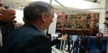 دائرة العلاقات العامة في جامعة النجاح الوطنية تفتتح معرض صور ألوان المدينة