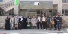 طالبات قسم تربية الطفل من كلية الأمة في زيارة لدور المسنات
