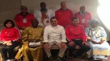 مسئولي الاتحاد العربي لكرة اليد يعقد اجتماعا مع رئيس الاتحاد المورتاني