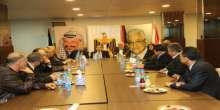 سفارة فلسطين تعقد لقاء مع رؤوساء الجامعات الفلسطينية