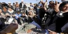 (حصاد اليوم) :الحوثيون يزحفون للسعودية ويشنوّن حملة ضد الصحفيين..حركة نزوح واسع من صنعاء