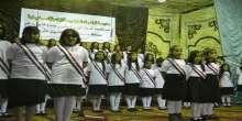 محافظ الإسماعيلية يشهد الحفل السنوى لمدرسة الراهبات الفرنسيسكانيات