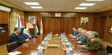 وزيرة التربية والتعليم العالي تزور جامعة النجاح الوطنية وتطلع على إنجازاتها الأكاديمية والبحثية