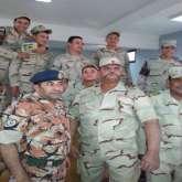 صورة جندى مصرى تشعل مواقع التواصل
