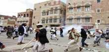 وزير الدفاع القطري: التدخل البري في اليمن ليس واردا في الوقت الحالي