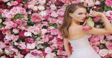 حائط الورد صيحة جديدة في أعراس ربيع 2015!