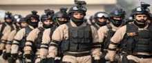 القوة العربية المشتركة مكونة من 40 ألف جندي ومقرها الرياض