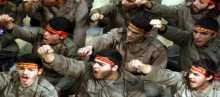 #ثورة_ايران.. ثوار الأحواز ينسفون مقر الحرس الثوري الإيراني الرئيسي وتدمير 7 آليات في السوس